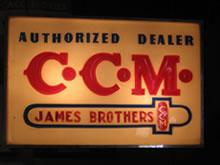 CCM Authorized Dealer Image